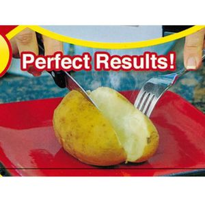 SAC DE CUISSON  Lavable Cooker Sac de pommes de terre au four à mi