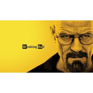 AFFICHE - POSTER Drame Hot Breaking Bad Art Print Cool Affiche 011