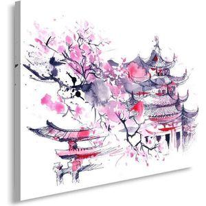 tableau cerisier achat vente pas cher. Black Bedroom Furniture Sets. Home Design Ideas