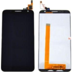 PIÈCE TÉLÉPHONE Ecran tactile noir + LCD de remplacement pour Alca