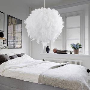 Suspension blanche chambre - Achat / Vente pas cher