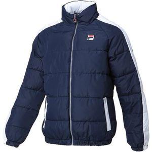 DOUDOUNE FILA Doudoune Archive Puffa Jacket - Homme - Bleu