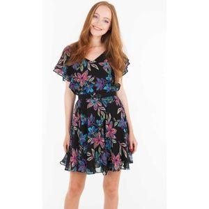 929f8b9e5e6276 ROBE Guess Robe Femme PEPITA W83K48 Noir Motifs Floral