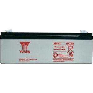 BATTERIE DOMOTIQUE Batterie plomb 12 V 2.3 Ah Yuasa NP2.3-12
