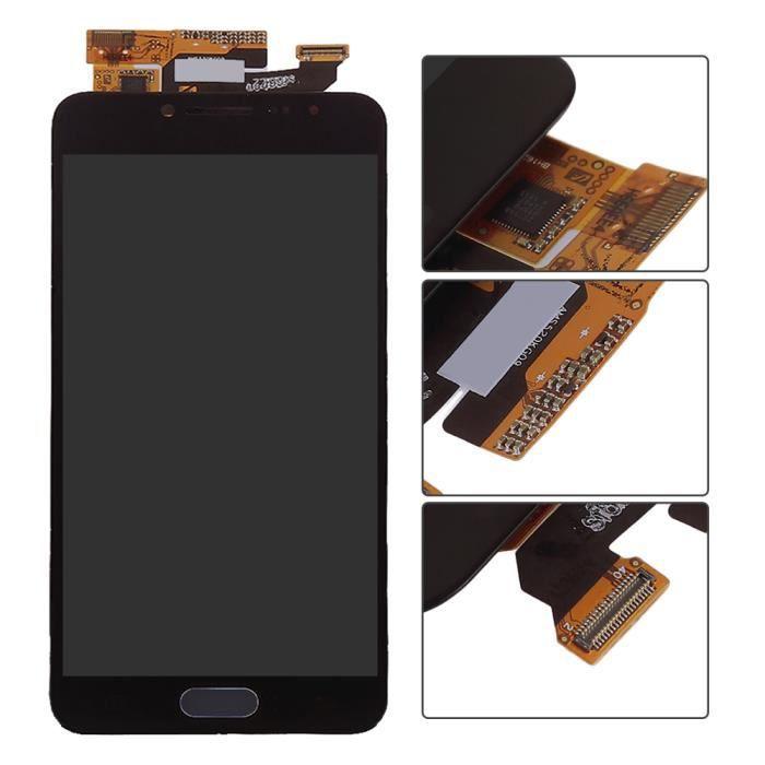 ECRAN DE TÉLÉPHONE noir Ecran LCD Vitre Tactile avec un kit d'outils
