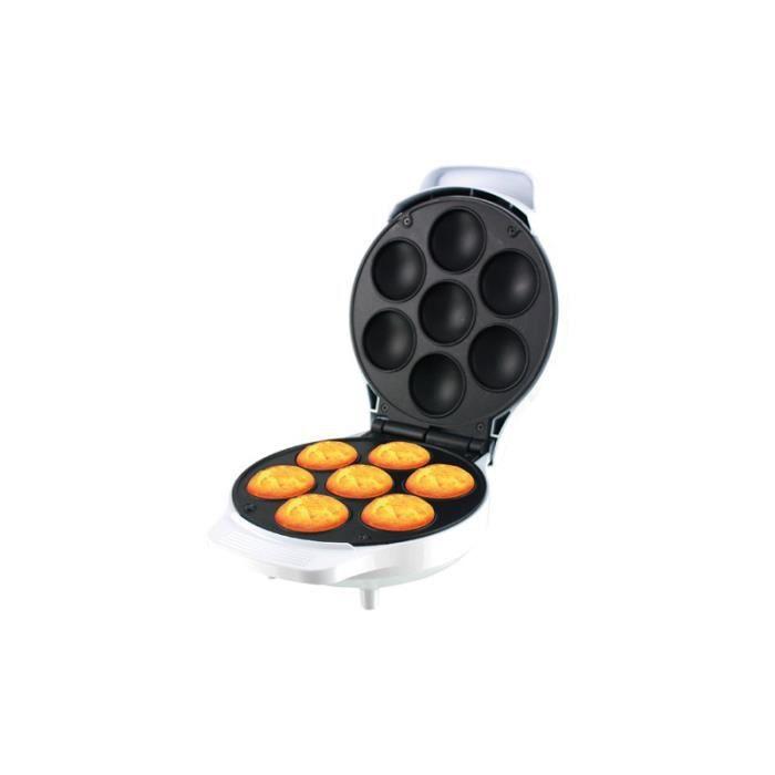 APPAREIL À MUFFINS Machine à muffins avec recette