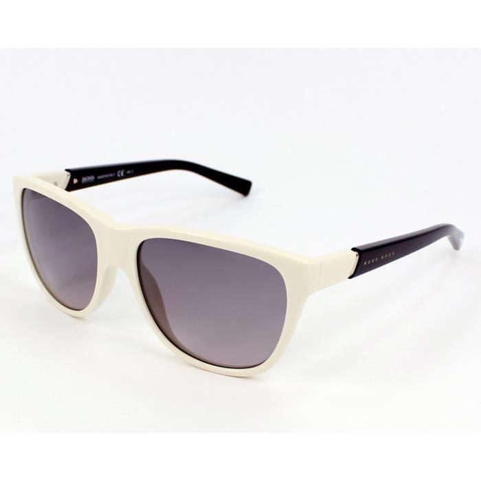 Boss Noir de 0526 Hugo Lunettes BOSS S soleil 2LXEU Blanc ZzStxwq