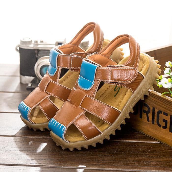 Garçon sandales de sport chaussures de plage en...