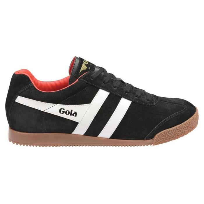 Chaussures homme Baskets Gola Harrier Suede