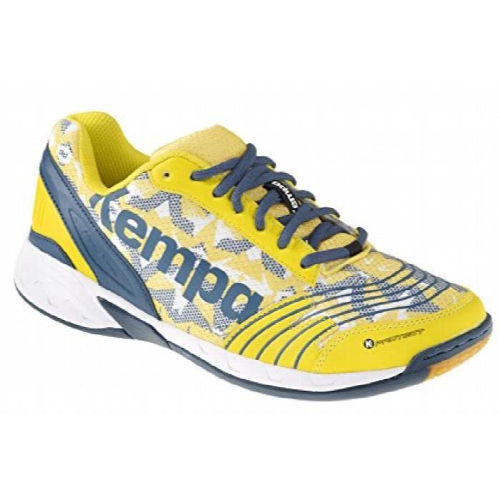 Chaussures Kempa bleu roi unisexe PtTiXZNDef
