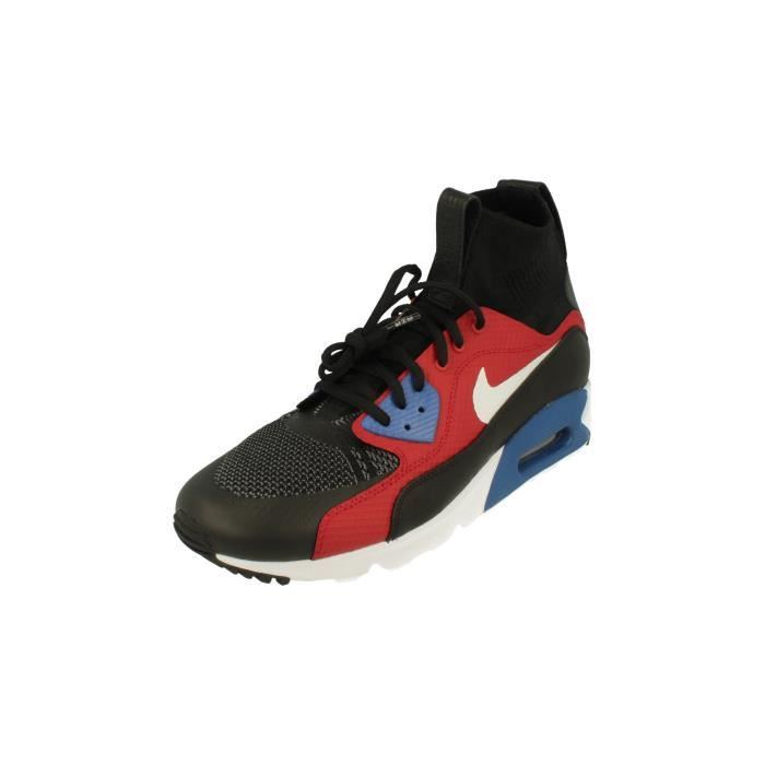new style ae2fc 4cdb8 Nike Air Max 90 Ultra Superfly Hommes Running Trainers 850613 Sneakers  Chaussures 001