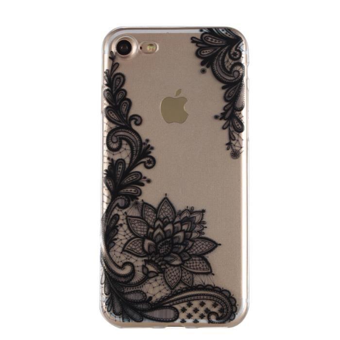 coque iphone 8 dentelle