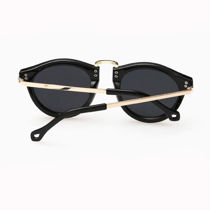 Deuxsuns® Femmes Hommes Designer Mode Lunettes Métal Cadre Unisexe Mode Lunettes de soleil@zf440