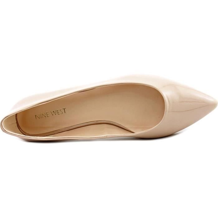 Nine West Onlee Femmes Synthétique Chaussure Plate