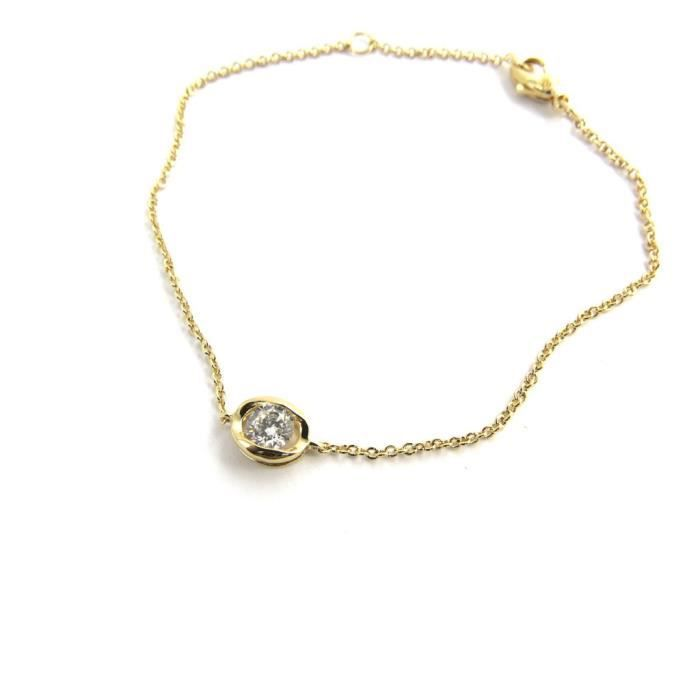 Les Trésors De Lily [M8864] - Bracelet Plaqué Or Sissi
