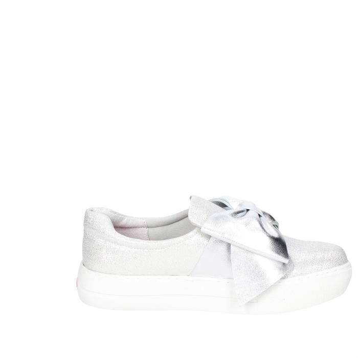 Fornarina Slip-on Chaussures Femme Argent , 39