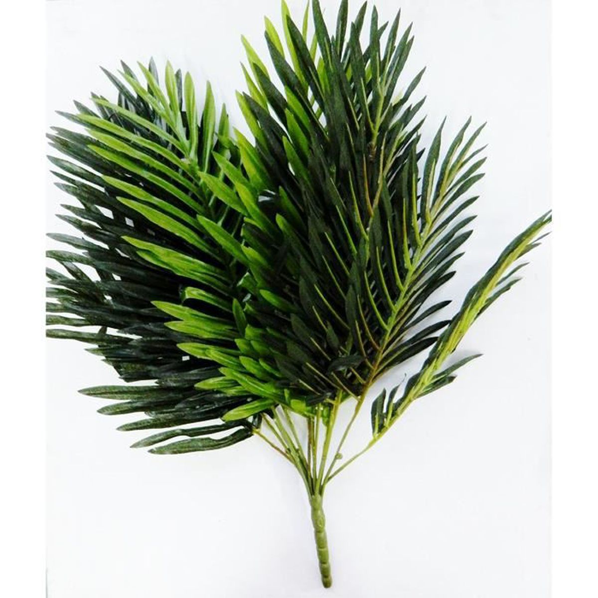 Feuille palmier artificiel achat vente feuille palmier for Palmier artificiel moins cher