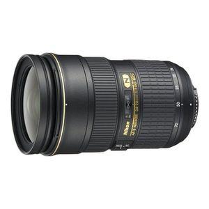 NIKON AF-S NIKKOR 24-70mm f/2,8G ED Objectif pour appareil photo numérique Reflex