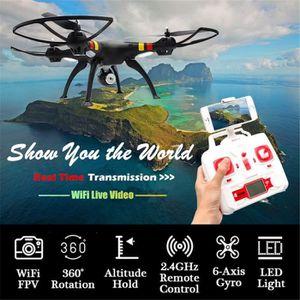 DRONE Syma X8W RC Quadcopter 2.4G 6 axes Gyro FPV Drone