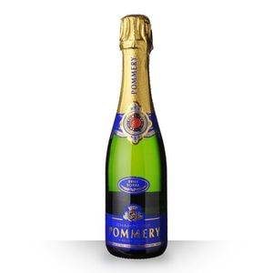 CHAMPAGNE Pommery Brut - 37,5cl - Champagne