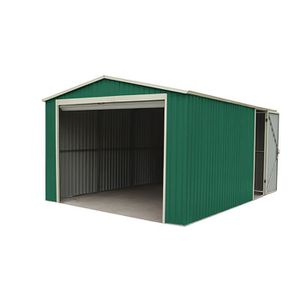 PORTE DE GARAGE Garage Métal Gardiun Leicester 17,34 m²  Ext