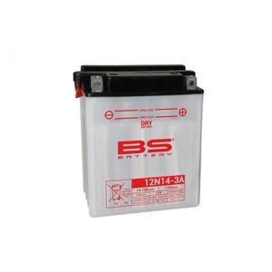 BATTERIE VÉHICULE Batterie BS BATTERY 12N14-3A  conventionnelle livr
