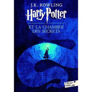Livre 9 -12 ANS Harry Potter et la Chambre des Secrets