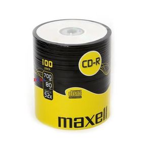 CD - DVD VIERGE 100 CD-R Vierge Maxell Spindle