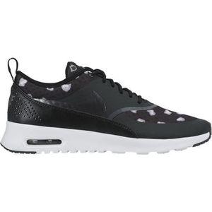 pas cher pour réduction 96c70 41e47 Basket Nike Capri 3 LTR (GS) 9947005 Noir cuir mixtes Noir ...