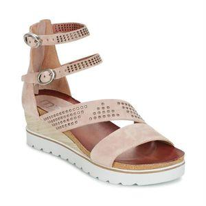 SANDALE - NU-PIEDS sandales  /  nu-pieds 221030 femme mjus 221030