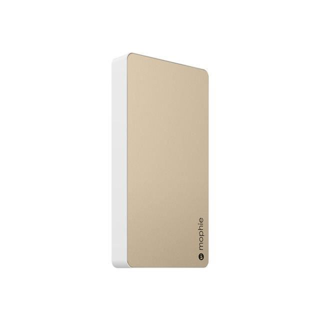Mophie Powerstation XL 10000 mAh gold colored
