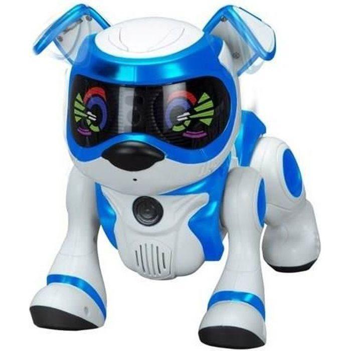 SPLASHTOYS Teksta Puppy 5G - Robot Chien à Reconnaissance Vocale