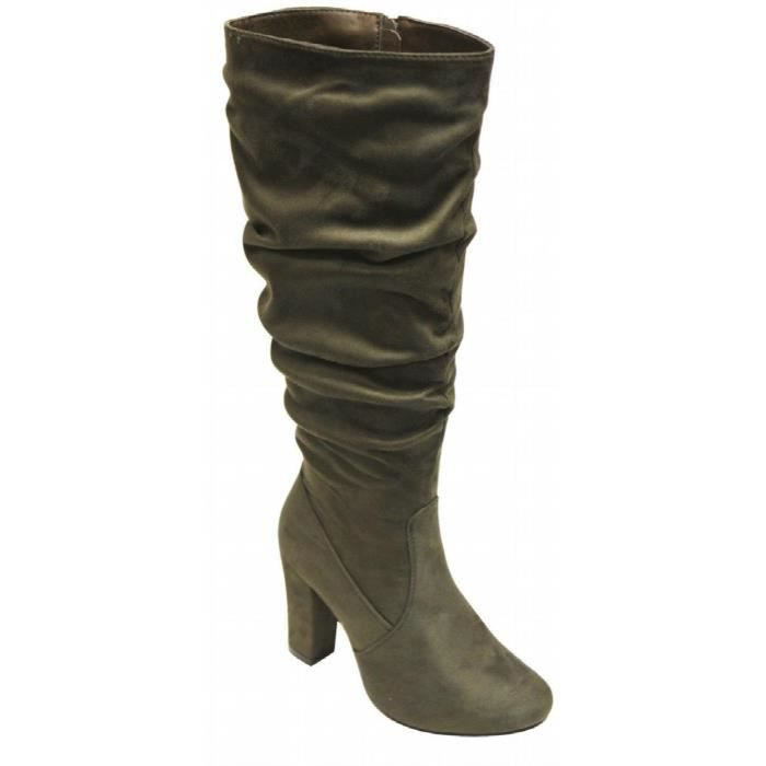 Madness Womans Short Warm Winter Boots CM0M1 Taille-36 Q80UGHNVV