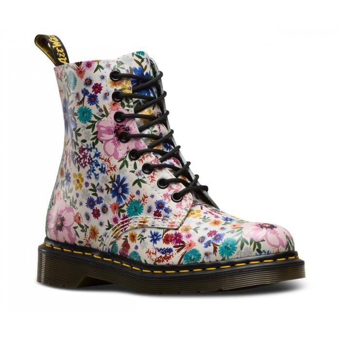 Boots Dr Martens Pascal Floral - 23317115 Fd5sNPvq6