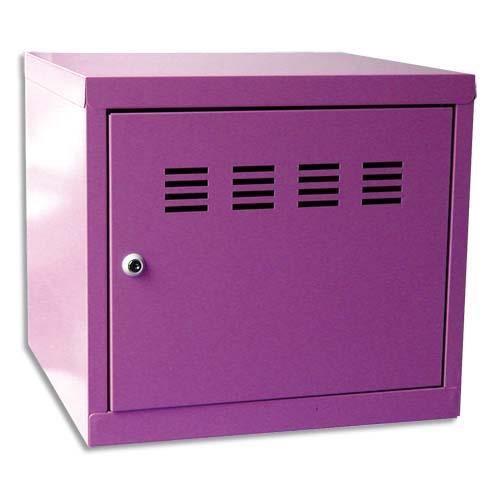pierre henry cube de rangement métal concept co… - achat / vente