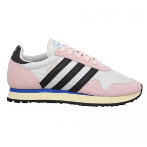 purchase cheap ba504 d1aa4 ... BASKET Baskets ADIDAS Haven toile Femme-37 1-3-Rose ...