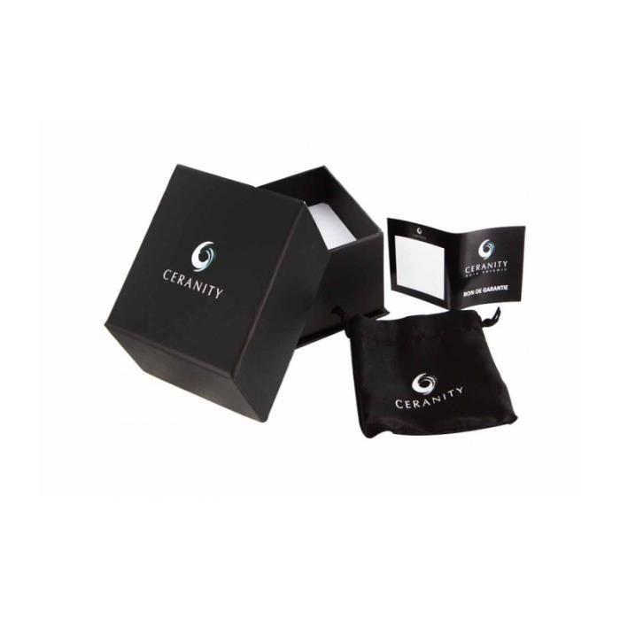 Collier Céramique et argent Ceranity 1-52/0015-B Blanc