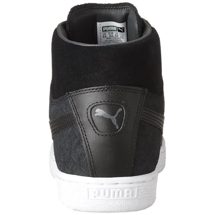 Puma Suede Classic Mid Quilt Sneaker KH89A Taille-39