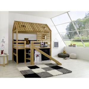toboggan pour cabane achat vente toboggan pour cabane pas cher cdiscount. Black Bedroom Furniture Sets. Home Design Ideas