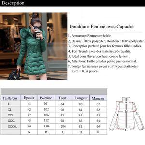 fdf4d7b0541 Manteau femme Lememogo - Achat   Vente Manteau femme Lememogo pas ...