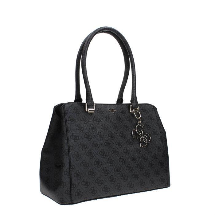 Guess Sac Shopper Femme COAL, TU