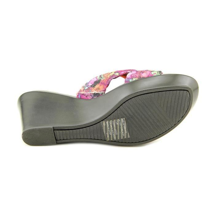 Mocassin Femmes Printemps Ete Mode Classique Plat Chaussure BCHT-XZ086Jaune42 grL1qTl
