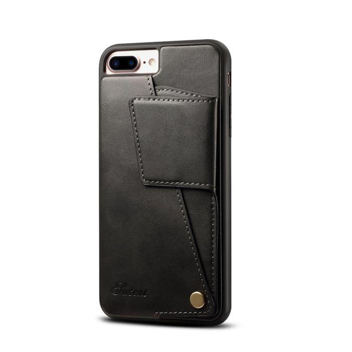 coque porte carte iphone 8 plus