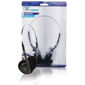 HQ HQ-HP112LW Ecouteurs audio 3.5 mm - Noir