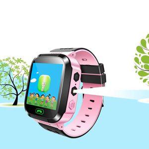 MONTRE CONNECTÉE Enfants écran tactile GPRS Wristwatch Locator Trac