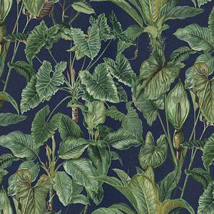 PAPIER PEINT Erismann papier peint Paradise motif de feuilles t