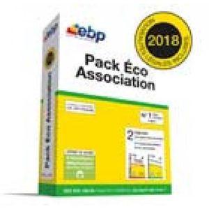 PROFESSIONNEL À TÉLÉCHARGER Logiciel Comptabilité- EBP Pack Eco Association -