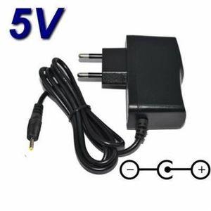 CHARGEUR - ADAPTATEUR  Chargeur Secteur Tablette Auchan Qilive 5V 2A