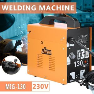 YXN❤Poste de Soudure à l arc,Soudage Electrique,Soudure à Air Chaud Ménager  Portable MIG 130,Soudage Onduleur 595c501d2601