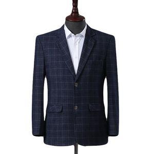 VESTE 2 et 3 boutons Veste homme Coupe droite de costume